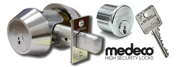 Medeco® High Security Locks by Strauss Security Solution
