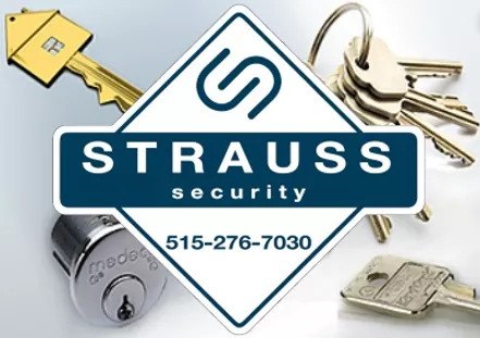 Misplace Your Keys? How Strauss Can Help!