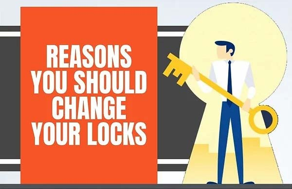 Reasons You Should Change Your Locks